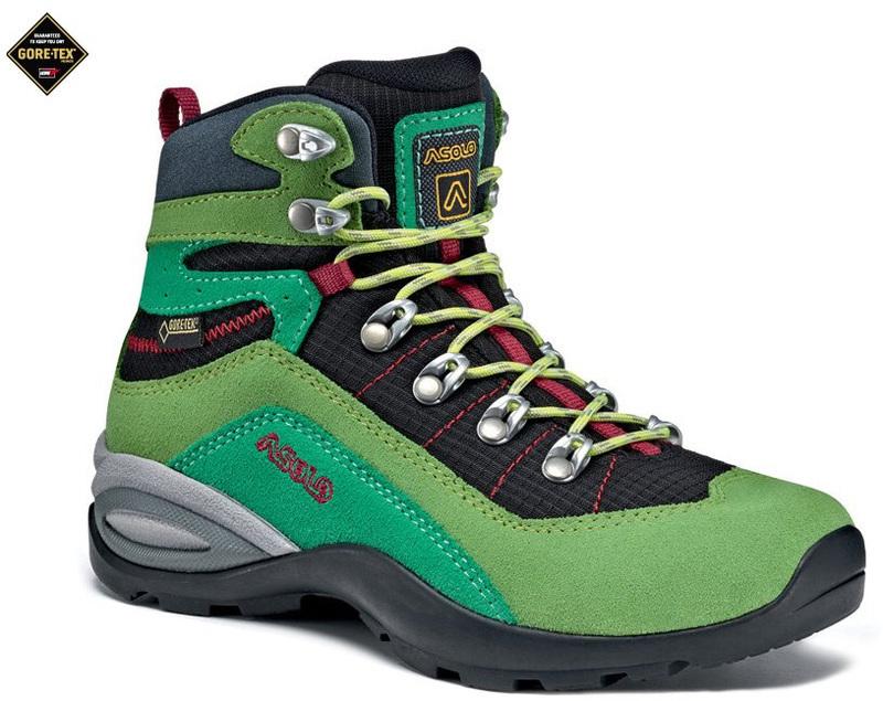 asolo black boots