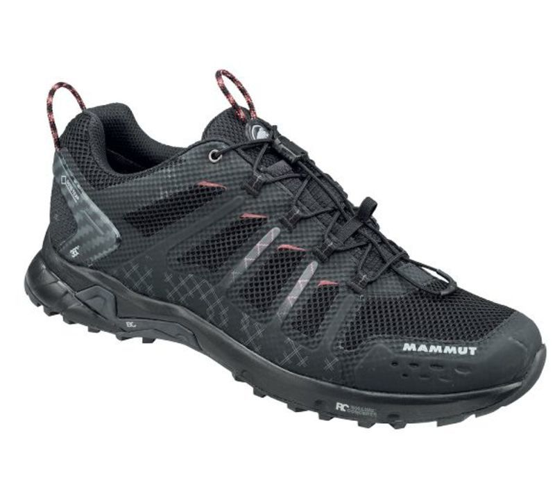 96f3593112f Shoes Mammut T Aenergy Low GTX Men black-dark lava