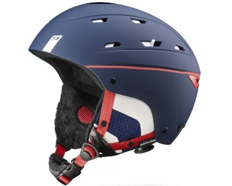 8ae36acd8 Helmet Julbo Norby blue white red - gamisport.eu