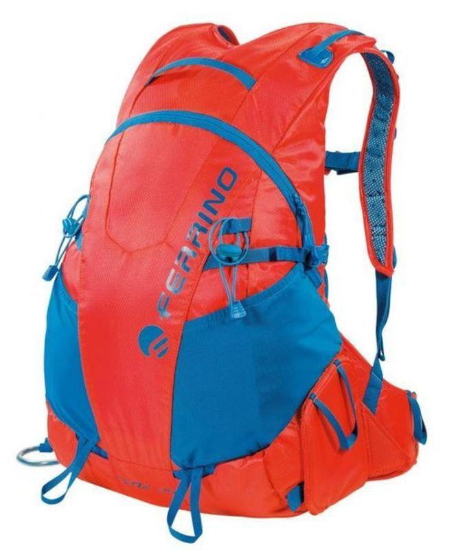 3d312f590d2 Tourist backpack Ferrino Lynx 25 orange - gamisport.eu