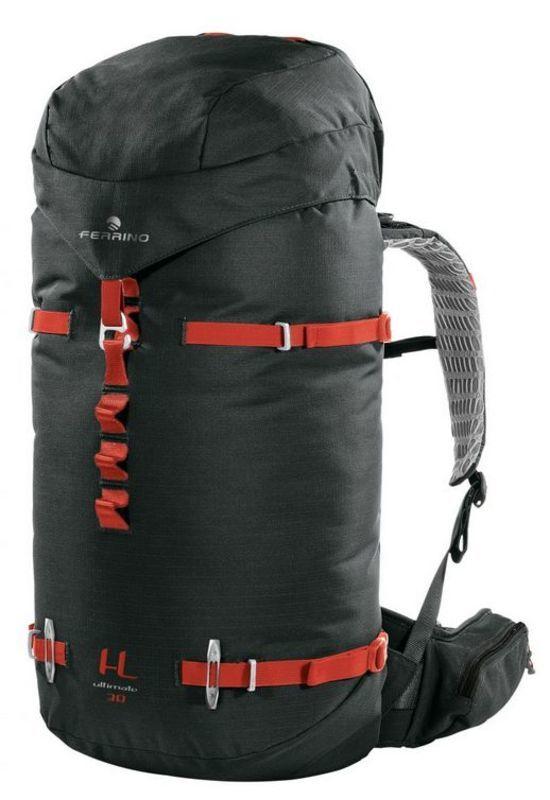 763b859a75 waterproof backpack Ferrino ULTIMATE 38 black - gamisport.eu