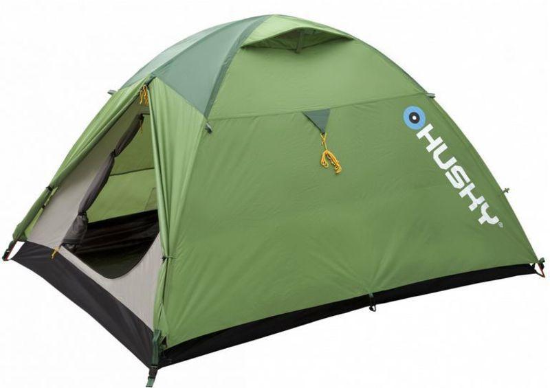 c6170568dc Tent Husky Bright 4 green - gamisport.eu