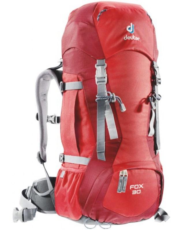 Backpack Deuter Fox 30 fire arctic (36053)