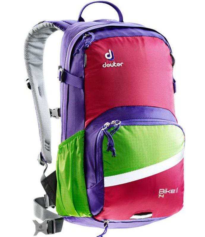 a7d4b78170 Backpack Deuter Bike I 14 Violet-magenta (3203117) - gamisport.eu