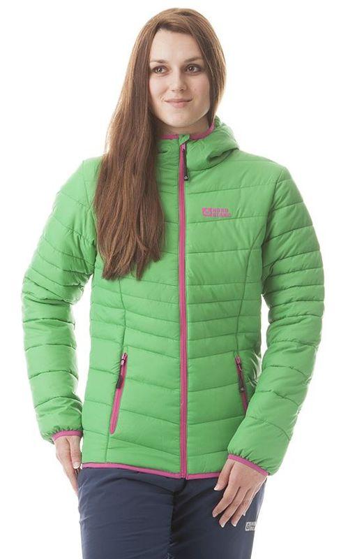 low priced 27349 24abd Women winter jacket Nordblanc NBWJL5838 green