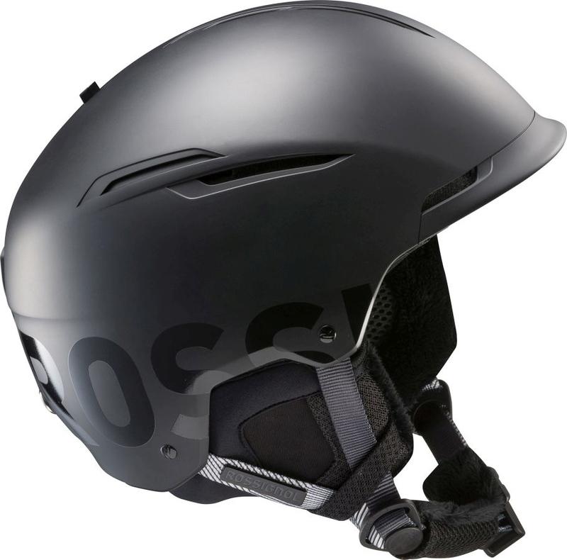 0a8797e581d Ski helmet Rossignol Templar Impacts-top black RKHH204 - gamisport.eu