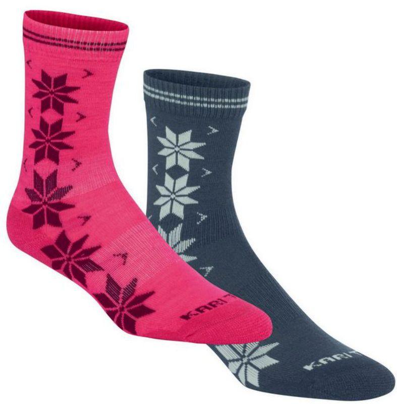Socks Kari Traa VINST WOOL SOCK 2PK KPK - gamisport.eu 5d424f9aae