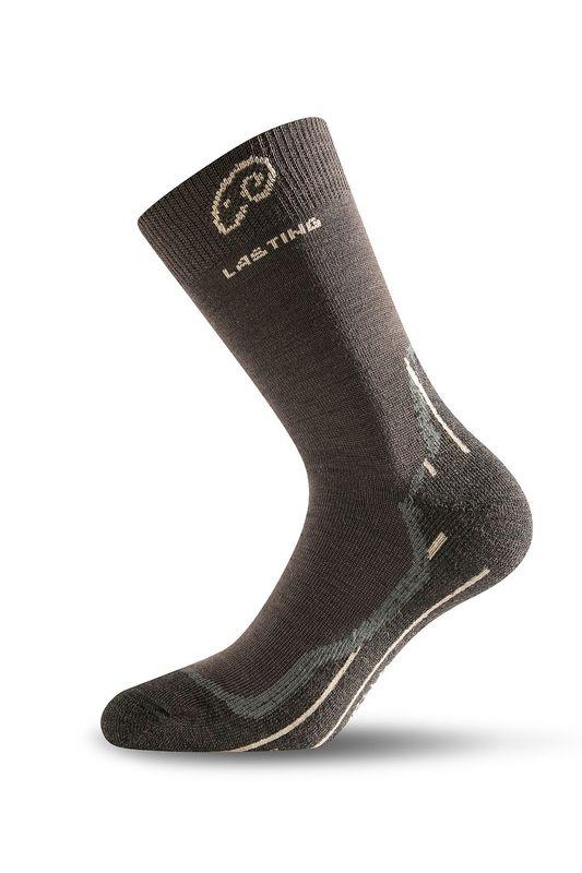 Lasting Merino Socks WHI 900 70/% Merino Wool Trekking Sock Medium Strength