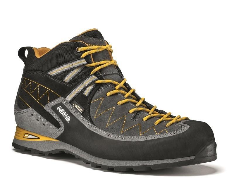 Shoes Asolo Jumla GV MM 449 Graphite   gray - gamisport.eu eb9258fe07