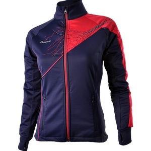 Women softshell jacket Silvini MONNA WJ703 navy-punch, Silvini