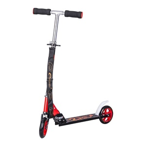 Folding scooter Spokey DRAGO 145 mm, Spokey
