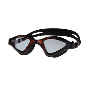 Swimming glasses Spokey Abramis black with red, Spokey