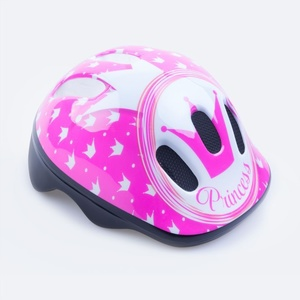 Children cycling helmet Spokey ROYALTY 44-48 cm, Spokey
