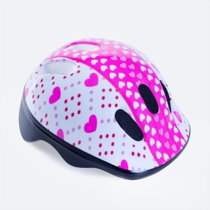 Children cycling helmet Spokey SWEETY 44-48 cm, Spokey