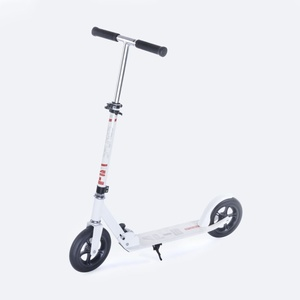 Folding scooter Spokey APIS inflatable wheels 200 mm, Spokey