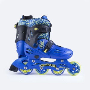 Roller skates Spokey BUDDY blue, Spokey