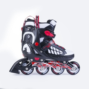 Roller skates Spokey ROAD black, Spokey