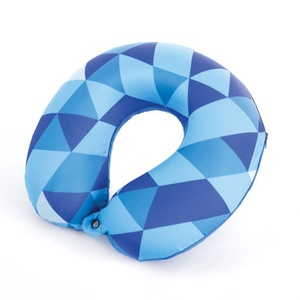 Travel pillow AMBIENT blue, Spokey