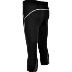 Children 3/4 cycling pants Silvini BASENTO CP790P black, Silvini
