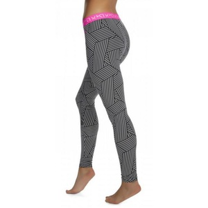 Leggings Kari Traa Nina Tights Ebony, Kari Traa
