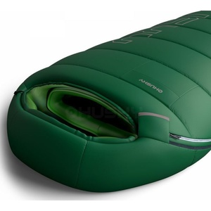 Sleeping bag Husky Outdoor Monti -11°C green, Husky
