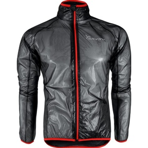 Unisex jacket Silvini CHIESE UJ1008 black-red, Silvini
