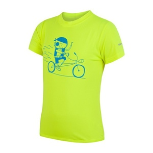 Children shirt Sensor COOLMAX FRESH PT PIRATE reflex yellow 17100041, Sensor