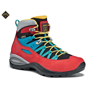 Shoes Asolo Dual GV JR fire red/black/A305, Asolo
