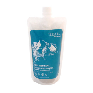 Laundry gel TEAL Sports Neutral 250 ml 09030T, Teal