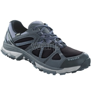 Shoes Treksta Evolution 161 GTX black, Laquiole