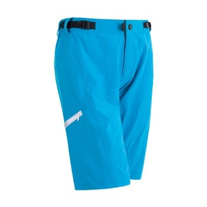 Women cycling pants Sensor Helium blue / white 17100100, Sensor