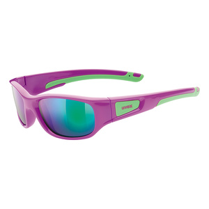 Sun glasses Uvex Sports Style 506 Pink Green (3716), Uvex