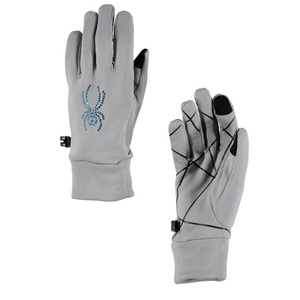 Gloves Spyder Women `s Conduct Stretch Fleece 626088-053, Spyder
