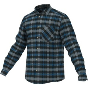 Shirts adidas Hiking Flannel LS Shirt F95247, adidas