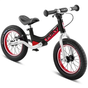 Push bike with brake PUKY LR Ride Black 4080, Puky