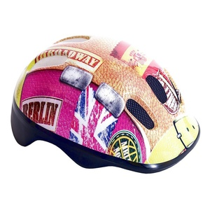 Children cycling helmet Spokey GLOBETROTTER, Spokey