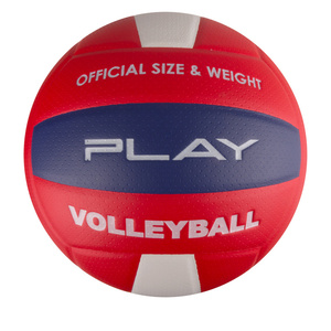 Volleyball ball Spokey PLAY II red size. 5, Spokey