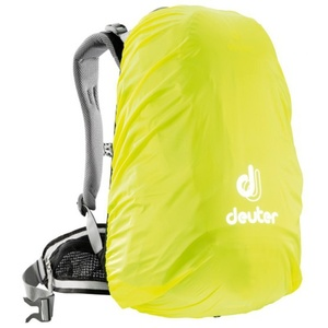 Raincoat Deuter Raincover Square neon (39510), Deuter