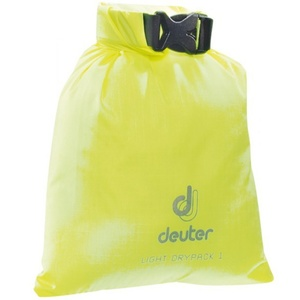 Waterproof bag Deuter Light Drypack 1 neon (39680), Deuter