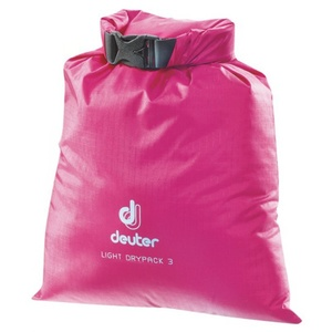 Waterproof bag Deuter Light Drypack 3 magenta (39690), Deuter