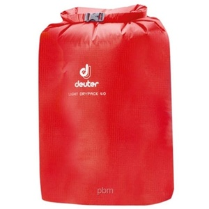 Waterproof bag Deuter Light Drypack 40 fire (39292), Deuter