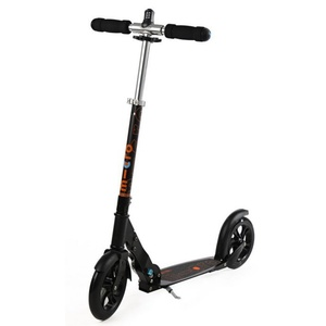 Scooter Micro Black interlock, Micro