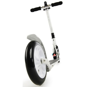 Scooter Micro White interlock, Micro