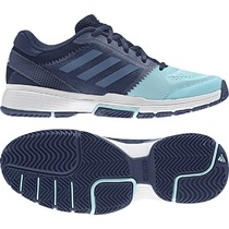 Shoes adidas Barricade Club W BB4825, adidas