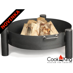 Round fireplace Cook King Haiti 70 cm, Cook King