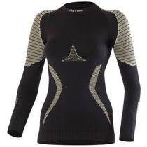 Women thermal shirt Lasting Relo 9070 black, Lasting
