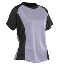Women shirt TrekMates steel blue, TrekMates