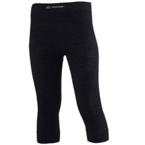 Women wool longjohns Lasting Walka 9090 black, Lasting