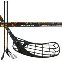 Floorball stick OXDOG Pulse 26 BK 103 ROUND MB, Oxdog