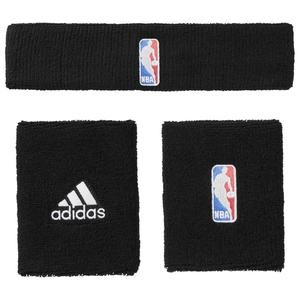 Sweat band adidas NBA Wristband + Headband G68791, adidas
